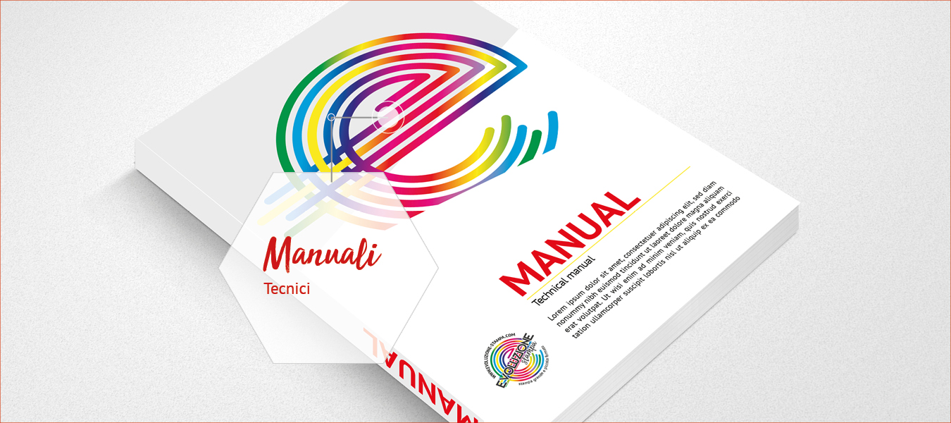 Manuali e volumi rilegati